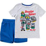 Set T-Shirt + Shorts für Jungen