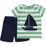 Baby Set T-Shirt + Shorts für Jungen