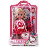 Кукла Машенька Hello kitty, 15см, Карапуз