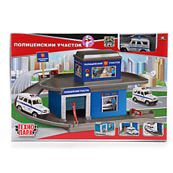 "Гараж-паркинг ""Полицейский участок"", Технопарк"