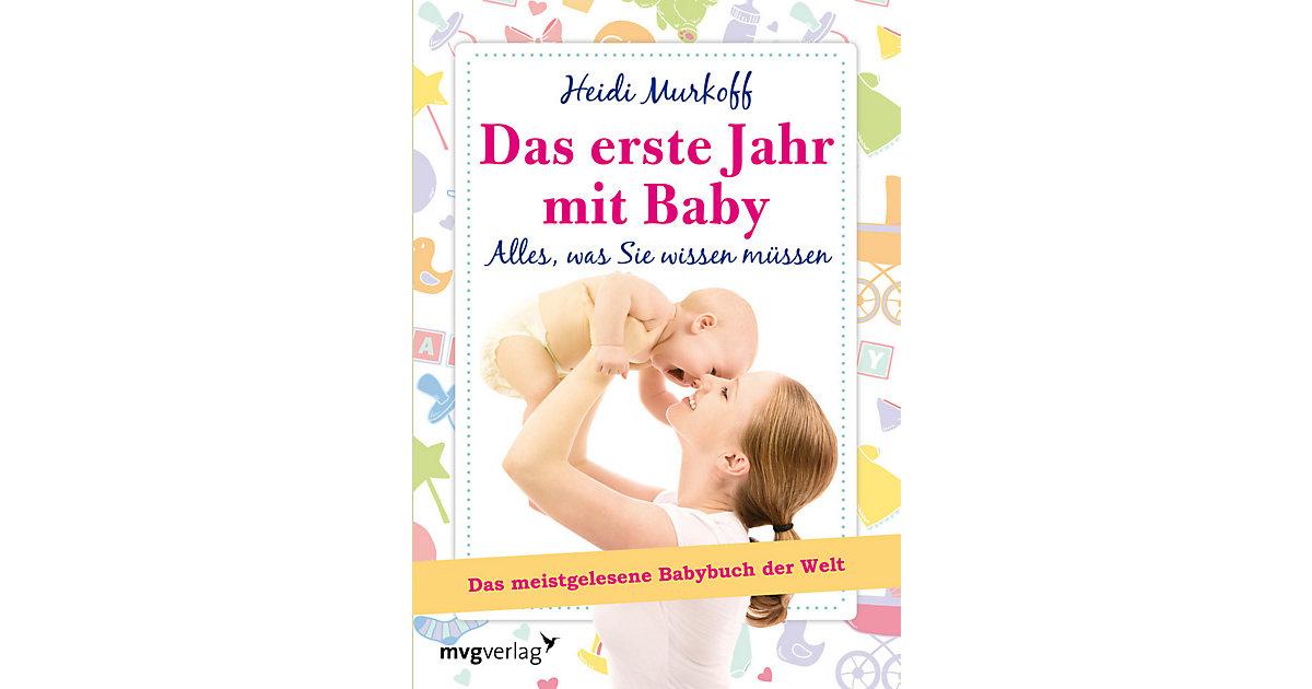 Buch - Das erste Jahr mit Baby