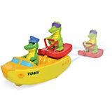 Крокодил на лодке, TOMY