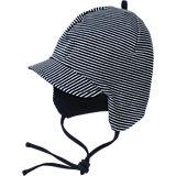 Baby Schirmmütze mit UV-Schutz für Jungen Organic Cotton