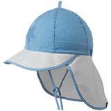 Baby Nackenschutzmütze mit UV-Schutz für Jungen Organic Cotton