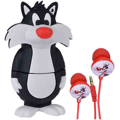 MP3 Player Looney Tunes Silvester 8GB USB