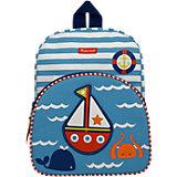 Kinderrucksack mit Vortasche Kidzroom Offshore