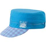 Schirmmütze mit UV-Schutz für Jungen Organic Cotton