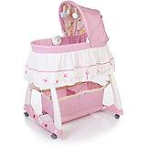 Кроватка-люлька Dream, Jetem, нежно-розовый