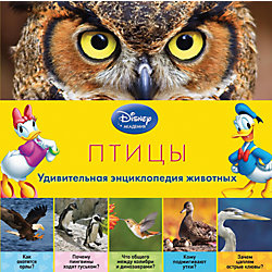 "Первая энциколпедия ""Птицы"", Disney"