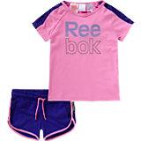 Set aus T-Shirt und Shorts für Mädchen