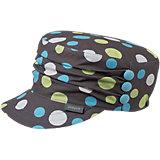 Schirmmütze mit UV-Schutz für Mädchen Organic Cotton