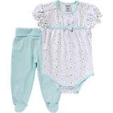 Baby Set Body+Strampelhose für Mädchen