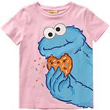 SESAMSTRASSE T-Shirt für Mädchen