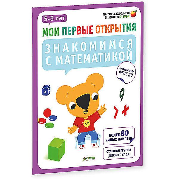 Знакомимся с математикой. 5-6 лет. Мои первые открытия