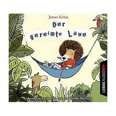 Der gereimte Löwe, 1 Audio-CD