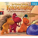 Der Kleine Drache Kokosnuss - Hörspiel zur TV-Serie, Tl. 5, Audio-CD