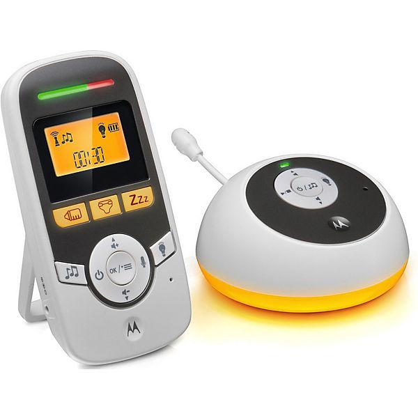 Радионяня MBP161 TIMER Motorola, белый