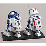 """Сборная модель """"R2-D2 и R5-D4 1/12"""", Звездные Войны"""