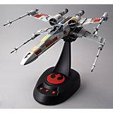"""Сборная модель """"Истребитель X-Wing Fighter 1/48"""", со светом и звуком, Звездные Войны"""