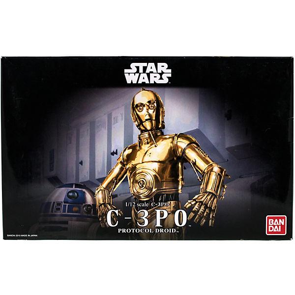 """Сборная модель """"C-3PO 1/12"""", Звездные Войны"""