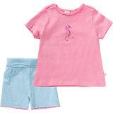 Baby Schlafanzug für Mädchen Organic Cotton