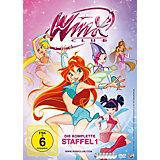 DVD Winx Club - Die komplette Staffel 1 (6 DVDs)
