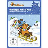 DVD Die Sendung mit der Maus 10 - Winterspaß mit der Maus