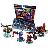 LEGO Dimensions Team Pack - DC Comics (Joker & Harley)
