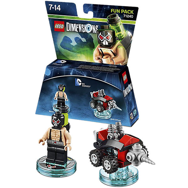 Lego Dimensions Fun Pack - Bane (DC Comics)