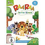 DVD Raa Raa 01 - Raa Raas Stimme