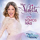 CD Violetta - Hoy Somos Mas (Soundtrack zur Staffel2, Vol, 1)