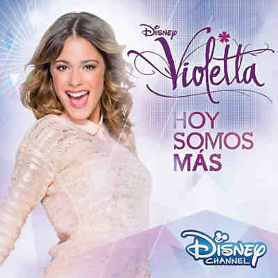 CD Violetta - Hoy Somos Mas (Soundtrack zur Staffel2, Vol, 1)