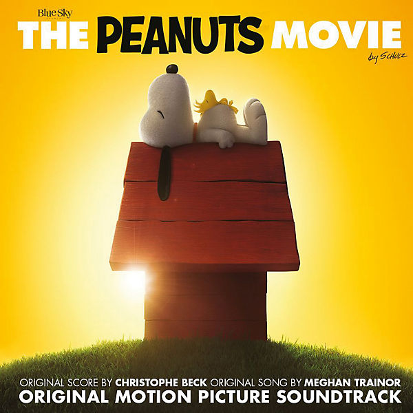 CD The Peanuts Movie - Soundtrack zum Kinofilm