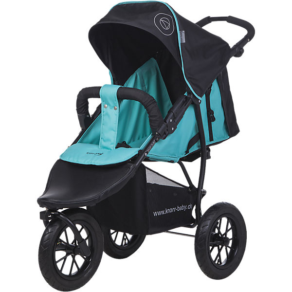 Jogger Joggy S Happy Colour mit Schlummerverdeck, blau