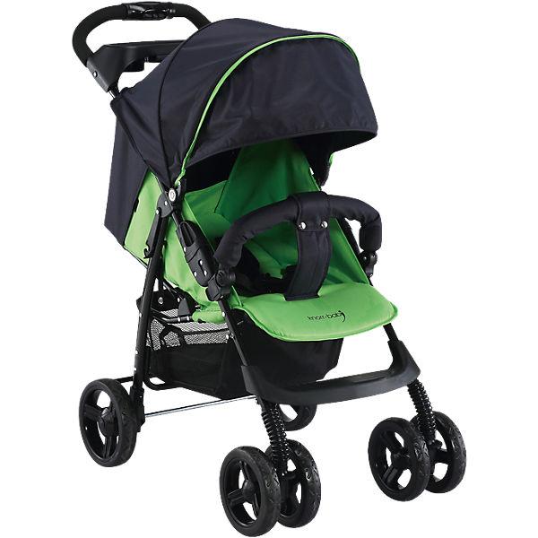sportwagen v easy fold happy colour gr n knorr baby mytoys. Black Bedroom Furniture Sets. Home Design Ideas