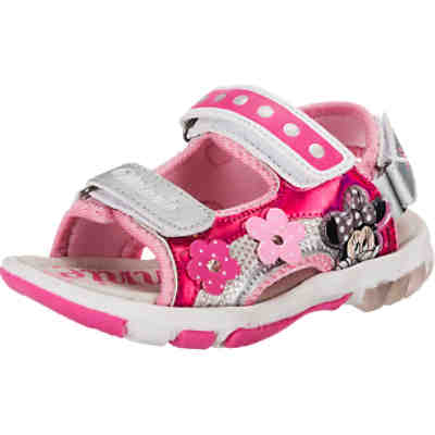 MINNIE MOUSE Kinder Sandalen Blinkies