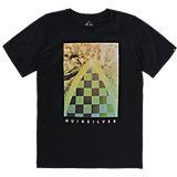 T-Shirt CHECKER für Jungen