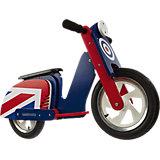 kiddimoto® Retro Laufrad Brit Pop