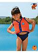 Schwimmlernhilfe, orange