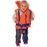 Rettungsweste für Babys, orange