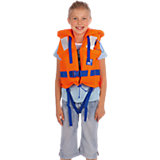 Rettungsweste für Kleinkinder, orange
