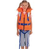 Rettungsweste für Kinder, orange