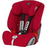 Auto-Kindersitz Evolva 1-2-3 Plus, Flame Red, 2016