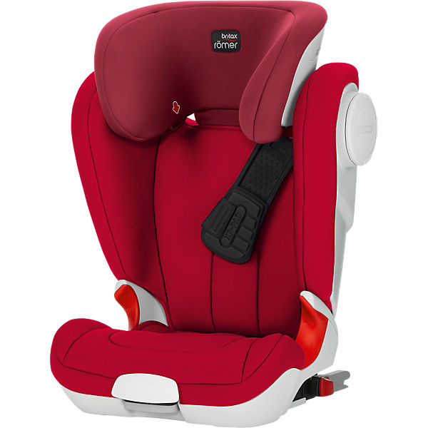 Auto-Kindersitz Kidfix XP Sict, Flame Red, 2016