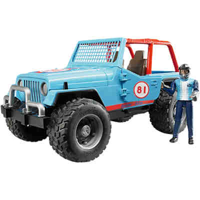BRUDER 2541 Jeep Cross Country