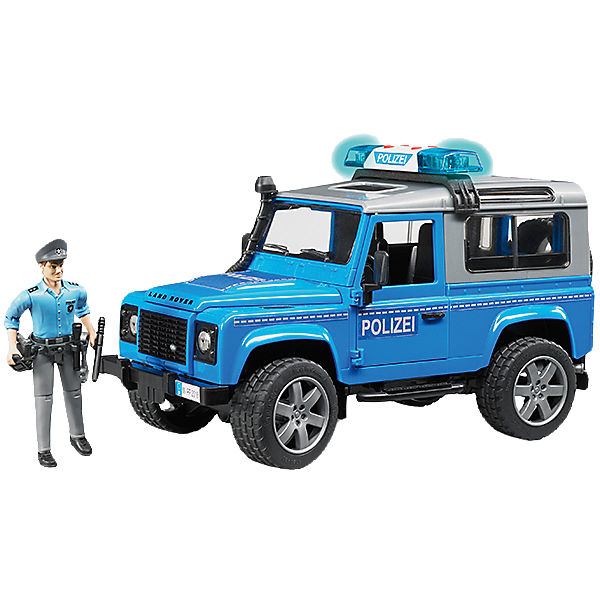 BRUDER 2597 Land Rover Defender Station