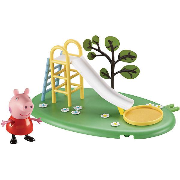 Игровая площадка Горка Пеппы, Свинка Пеппа
