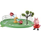Игровая площадка Качели-качалка, Свинка Пеппа