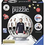 puzzleball® DFB-Ball, Deutsche Fußball Nationalspieler, 108 Teile