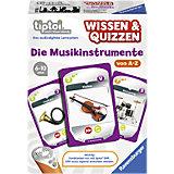 tiptoi® Wissen & Quizzen: Die Musik-Instrumente